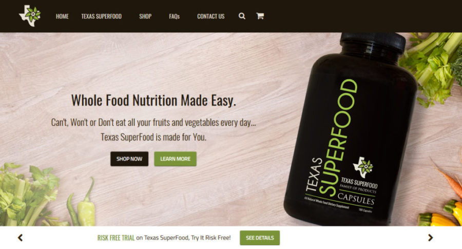 texas superfood official website