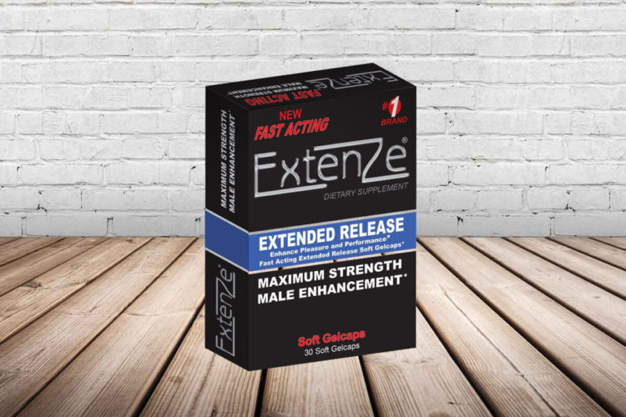 does extenze help you get hard