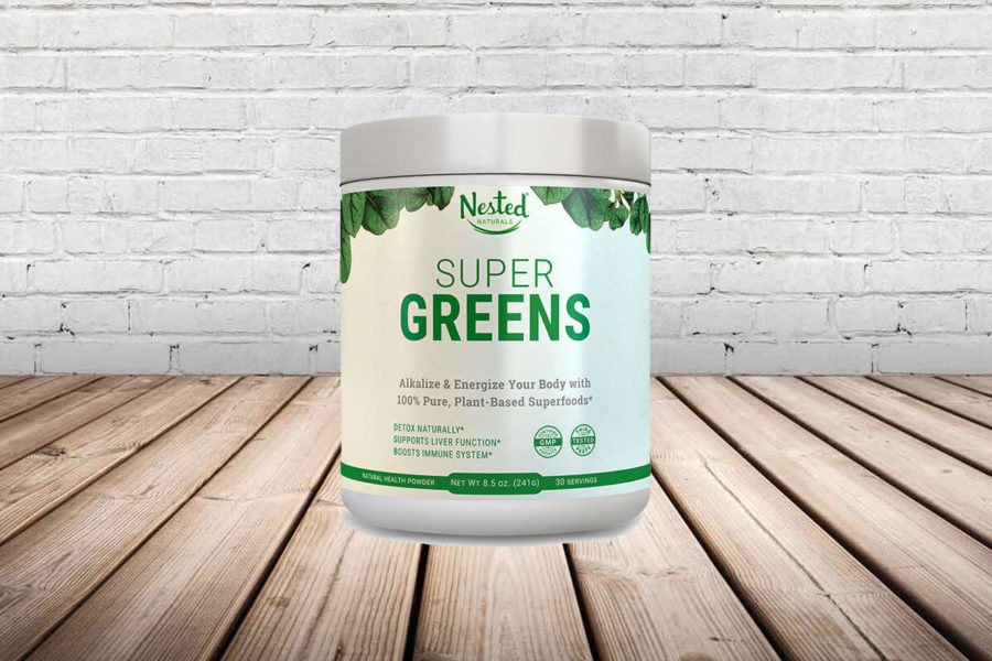 nested naturals super greens review 2019 does it work