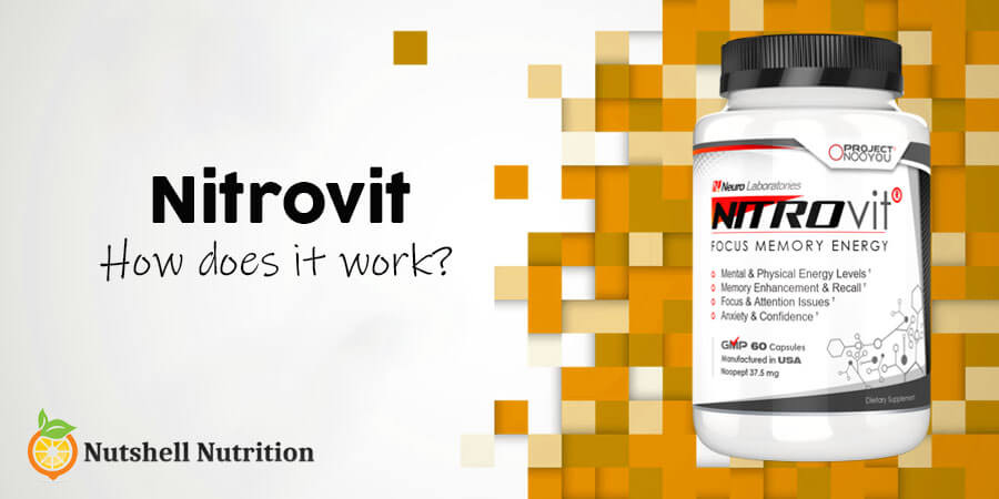 how does Nitrovit work