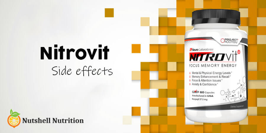 Nitrovit side effects