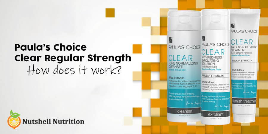 How Does Paula's Choice Clear Regular Strength Work