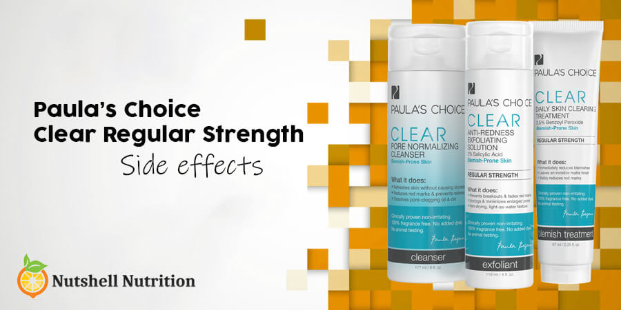 Paula's Choice Clear Regular Strength Side Effects