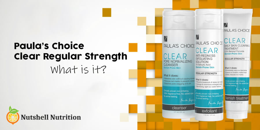 What Is Paula's Choice Clear Regular Strength