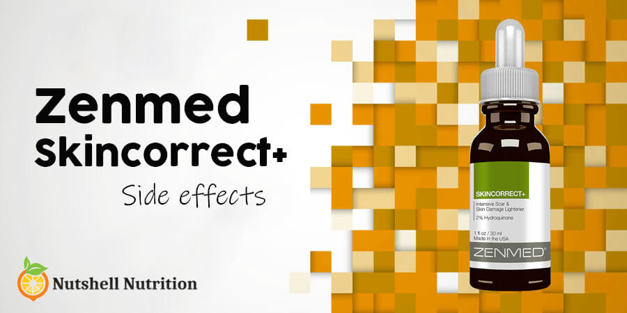 Skincorrect+ Side Effects