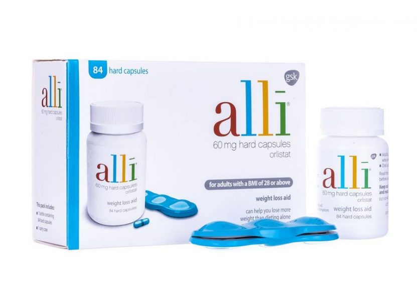 Alli ingredients