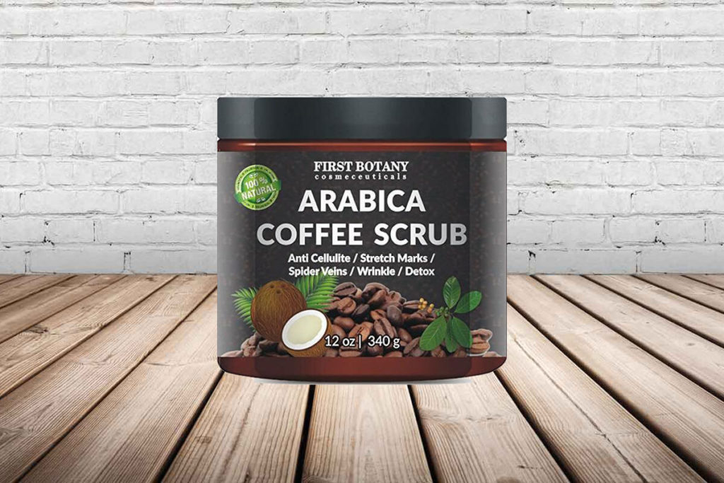 Arabica Coffee Scrub photo