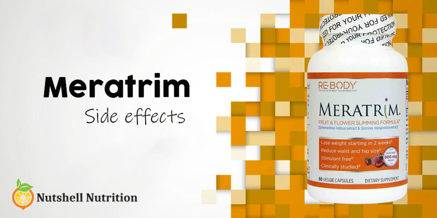 Meratrim side effects