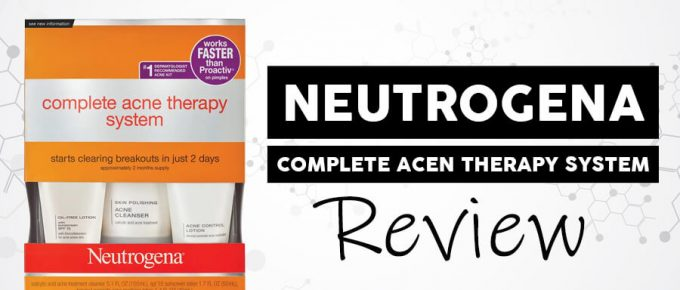 Neutrogena Complete Acne Therapy System Review