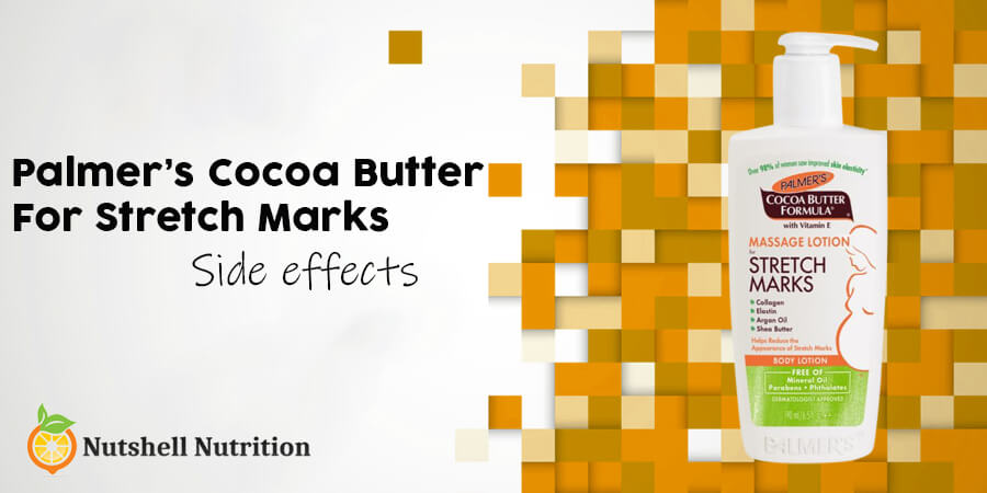 Palmer's Cocoa Butter For Stretch Marks side effects