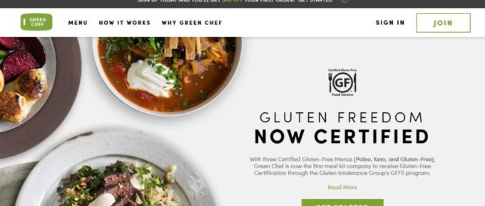 green chef official website