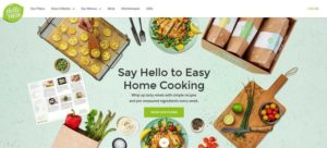 hello fresh official website