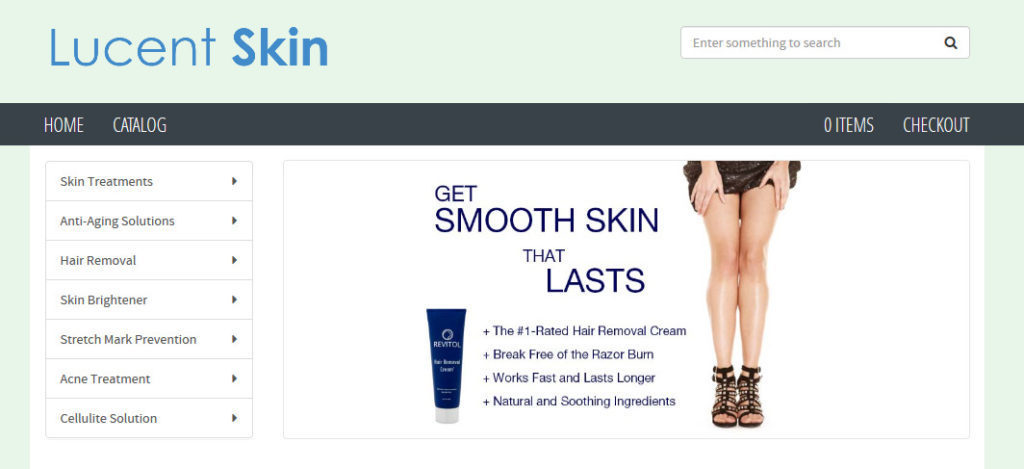 revitol skin brightening official website
