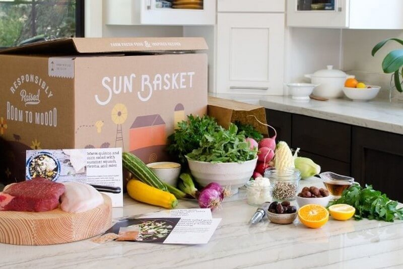sun basket kit