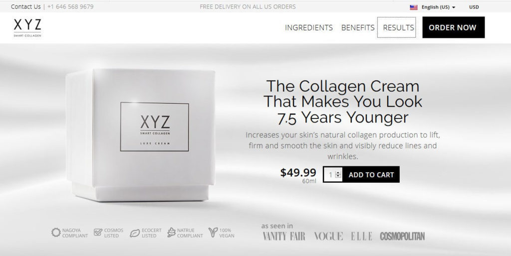 xyz smart collagen official website