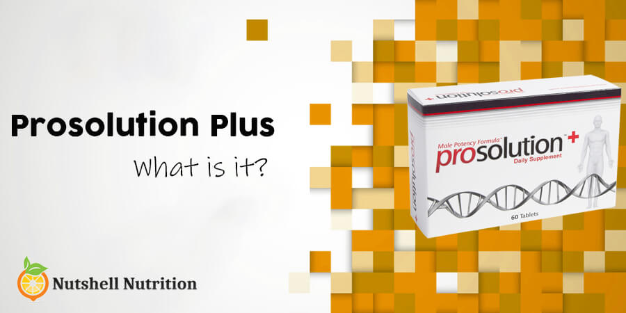 what is Prosolution Plus