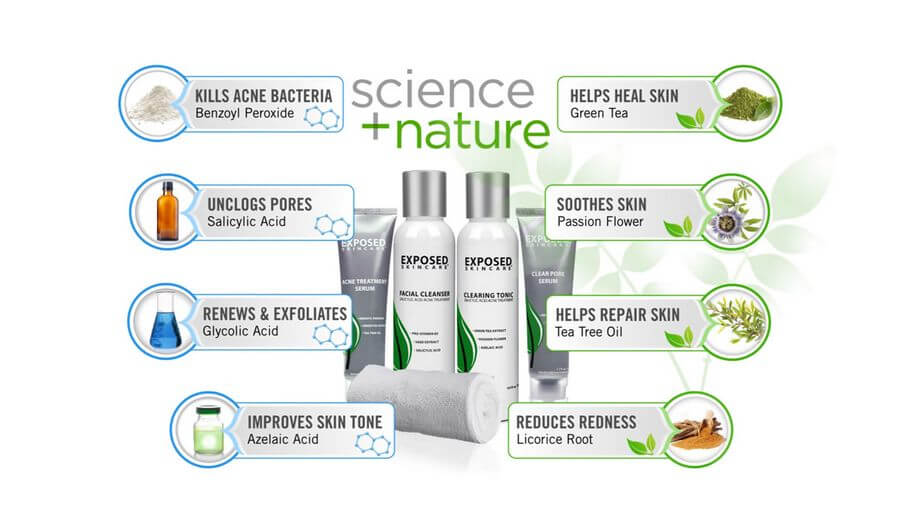 exposed skin care review and benefits - verdict