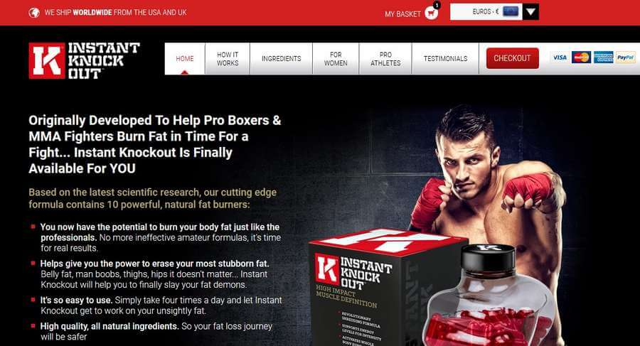 instant knockout website oficial