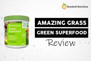 amazing grass green superfood review