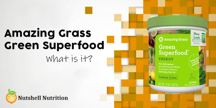 what is Amazing Grass Green Superfood