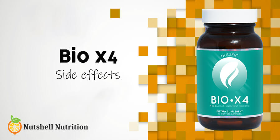Bio x4 side effects