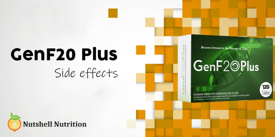 GenF20 Plus side effects