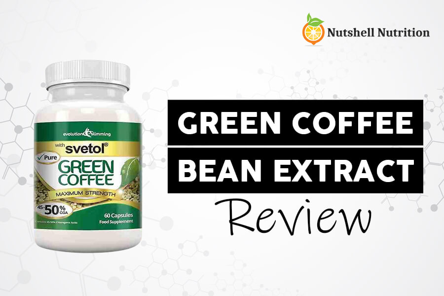 Green Coffee Bean Extract Review 2020 Does It Work Nutshell Nutrition