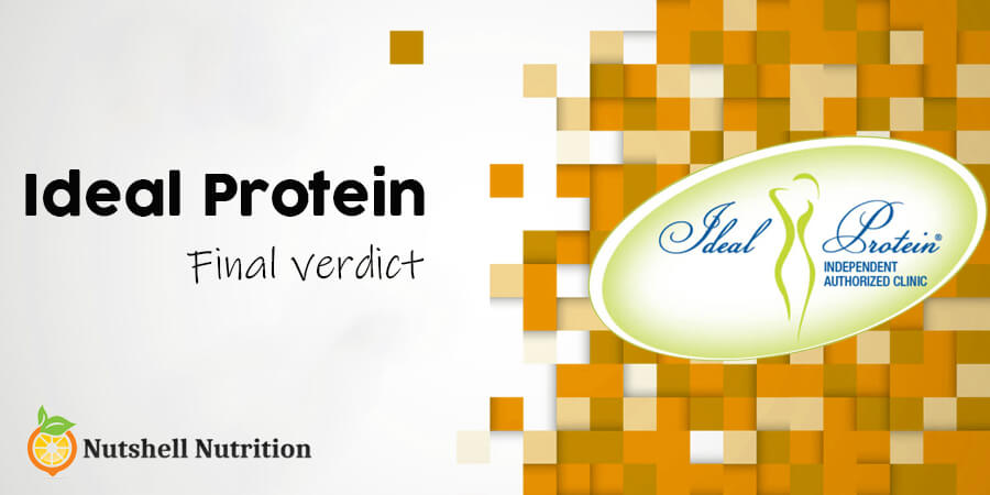Ideal Protein Review: Final Verdict