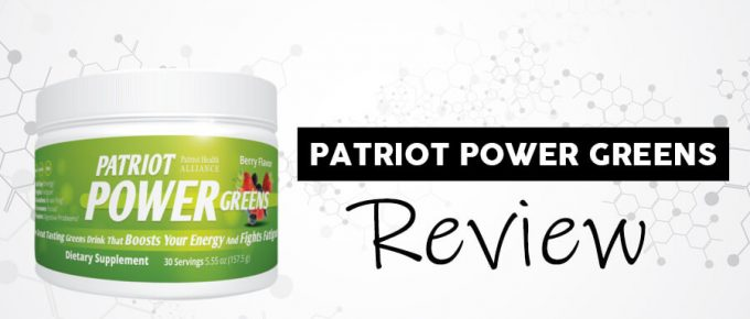 Patriot Power Greens Review