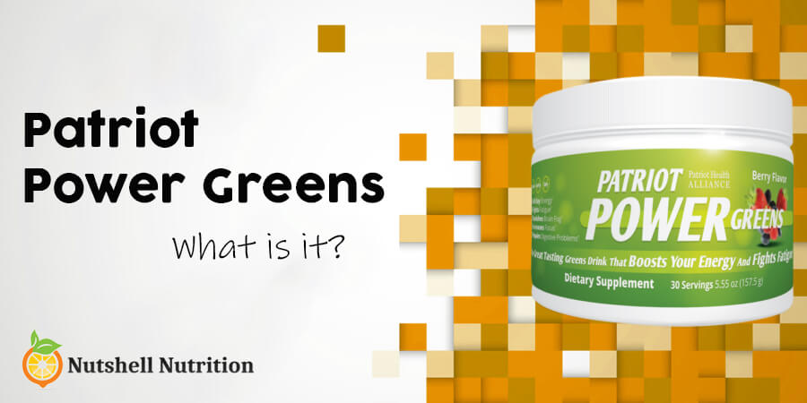 What Is Patriot Power Greens