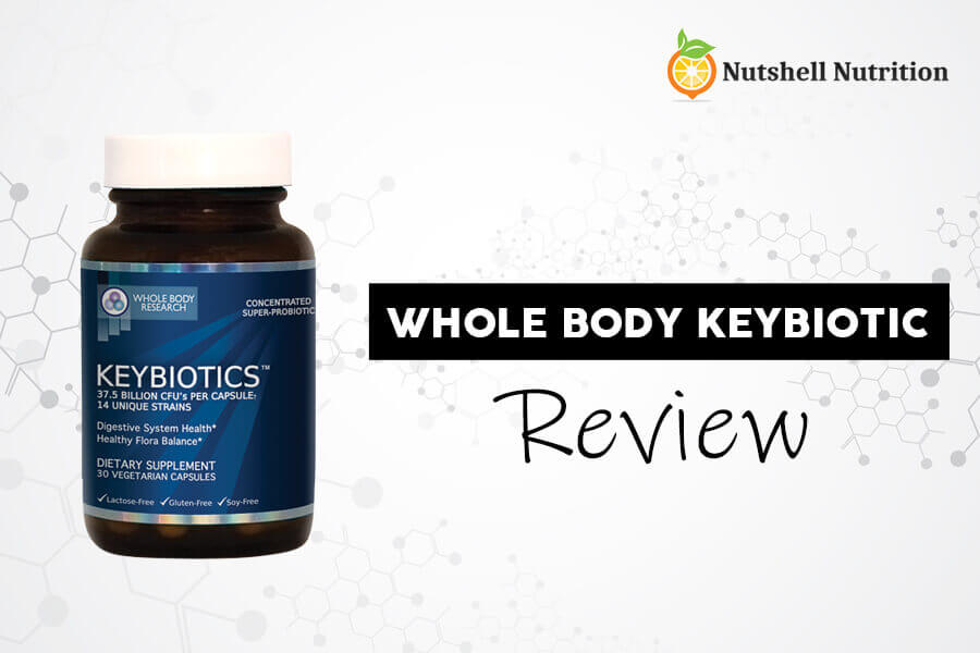 Whole Body Keybiotic Review