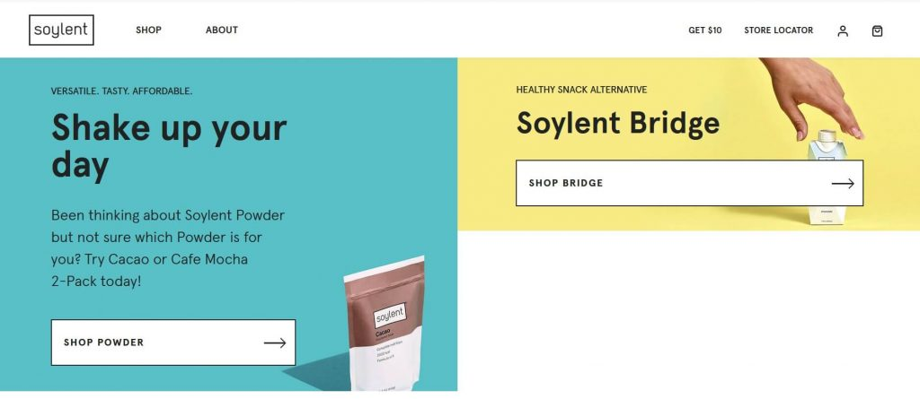 solyent official website