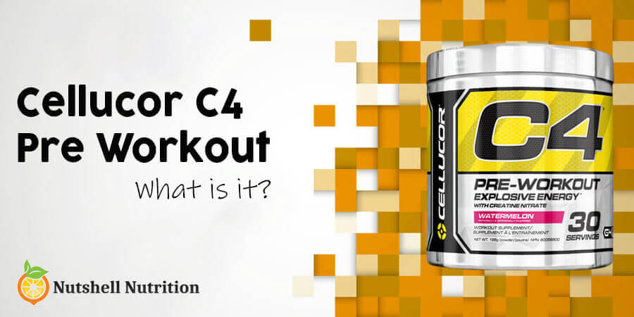 What Is Cellucor C4 Pre Workout