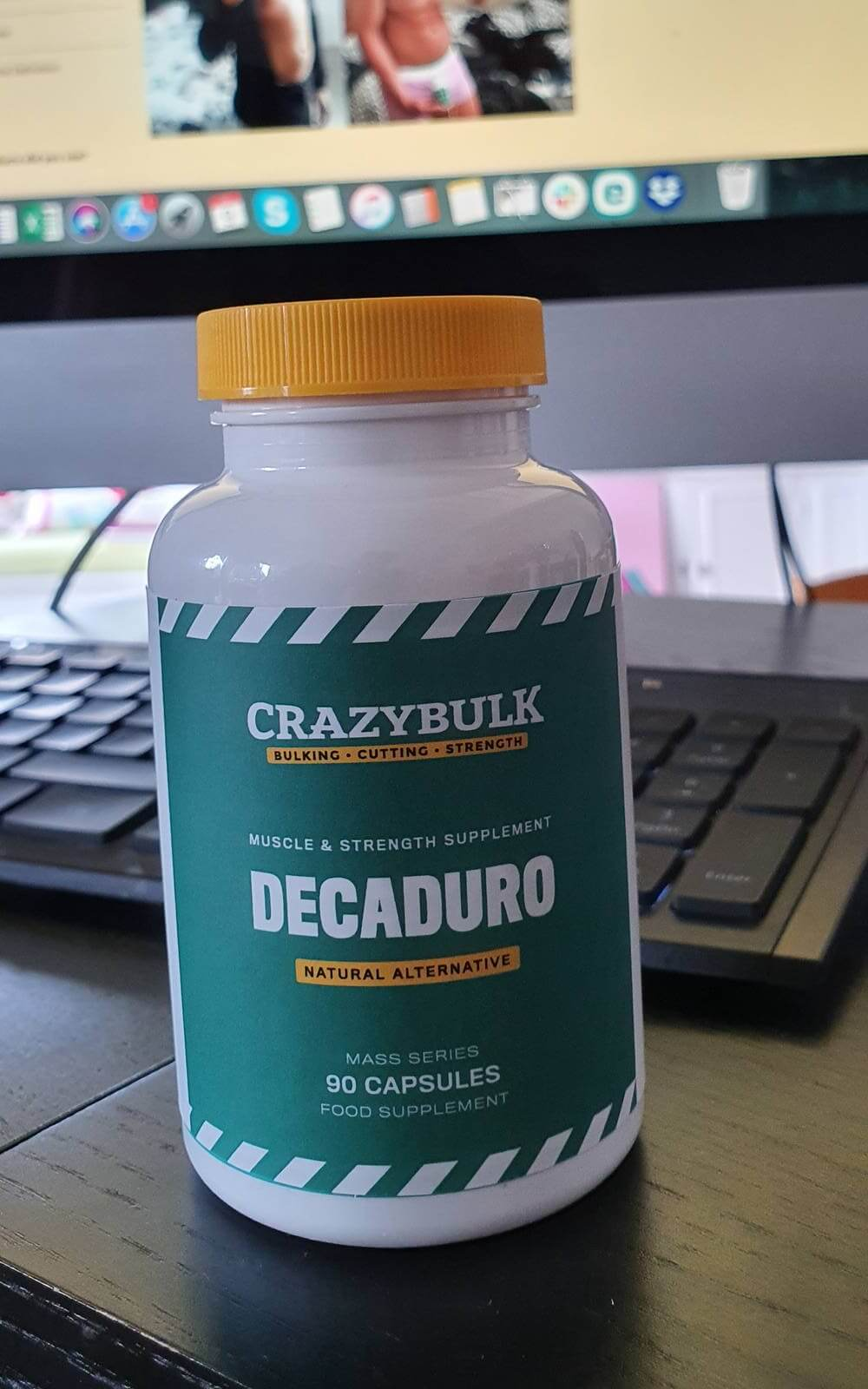 decaduro bottle