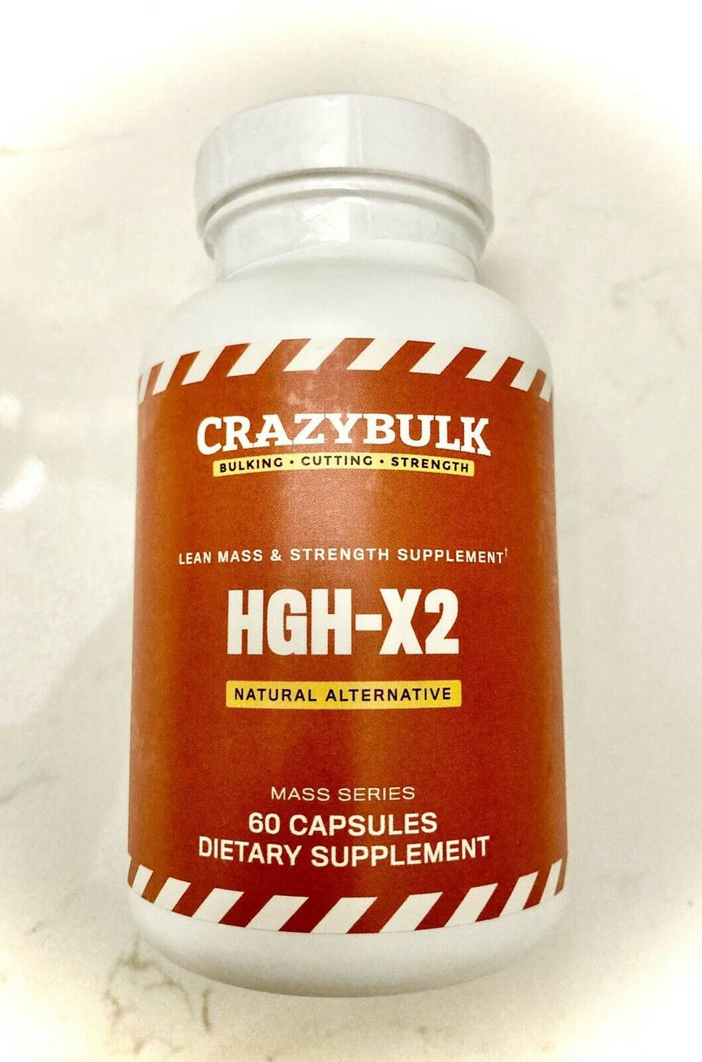 hgh-x2 bottle