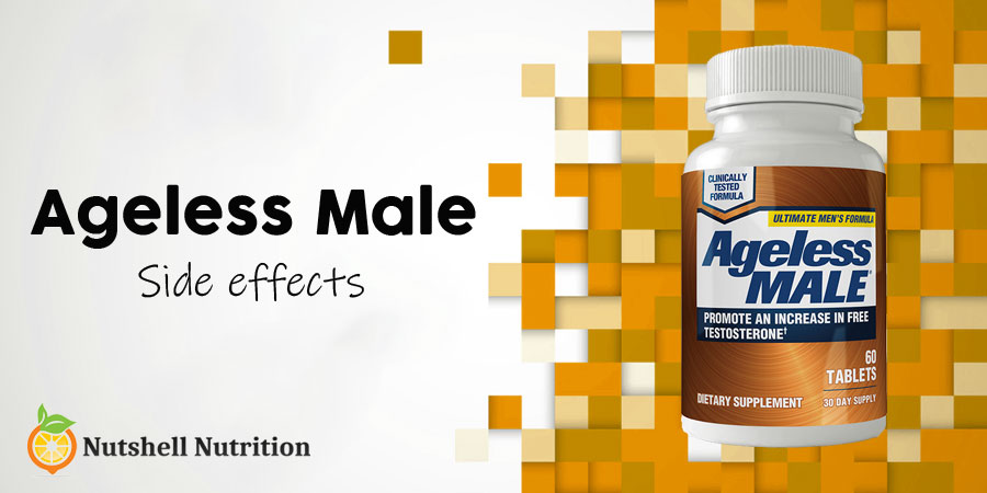 Ageless Male Side Effects