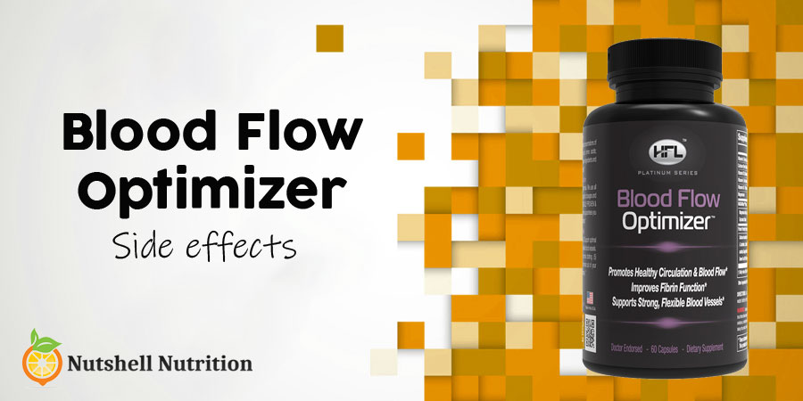 Blood Flow Optimizer Side Effects