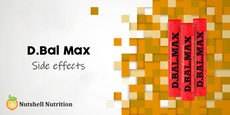 D-Bal Max Side Effects