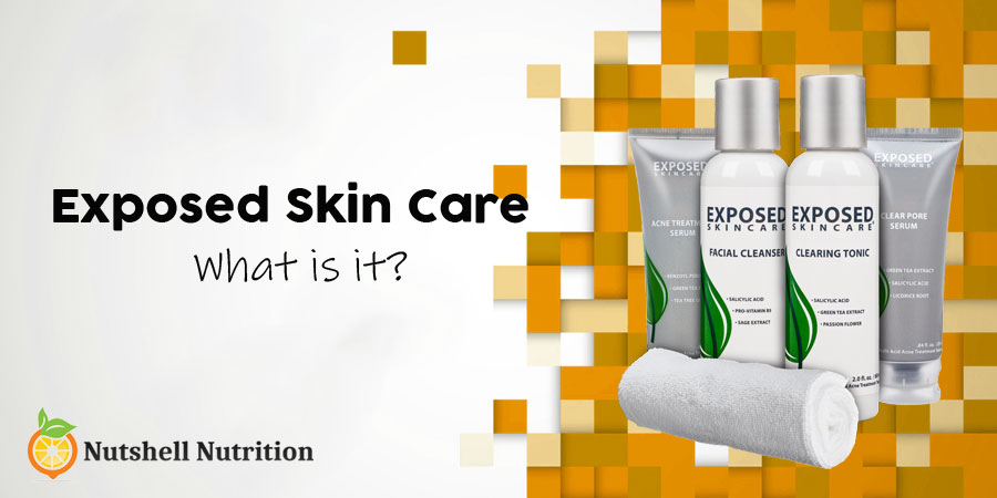 What Is Exposed Skin Care
