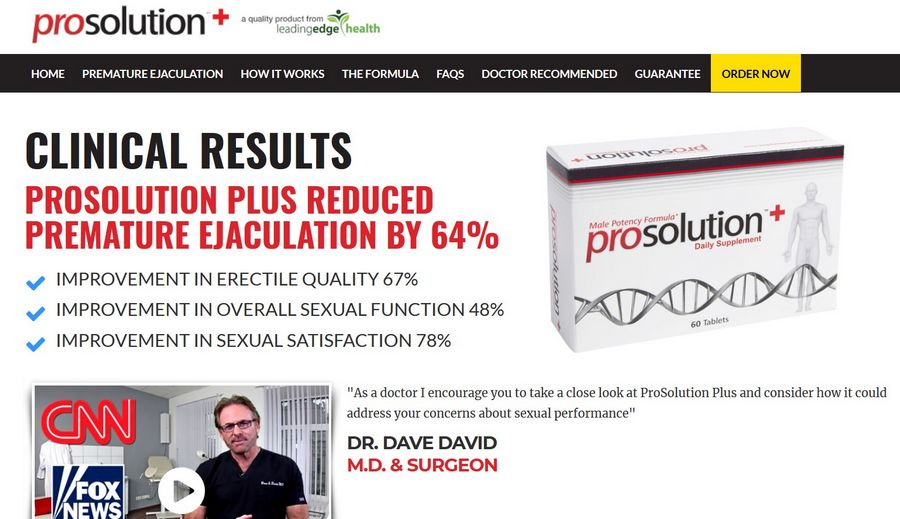 prosolution plus site officiel