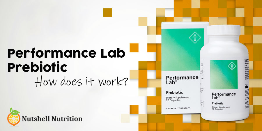 How Does Performance Lab Prebiotic Work