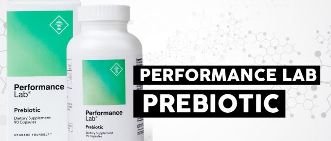 Performance Lab Prebiotic review