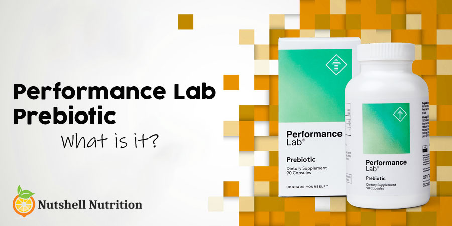 What Is Performance Lab Prebiotic