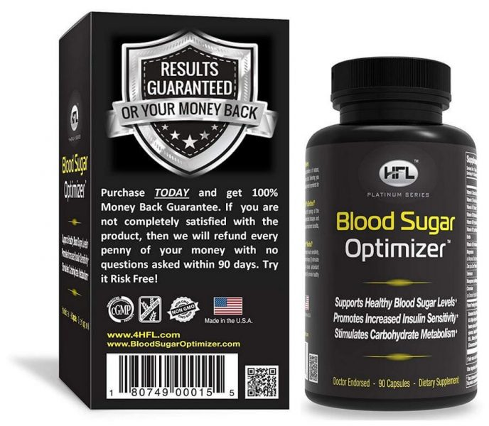 blood sugar optimizer supplement review