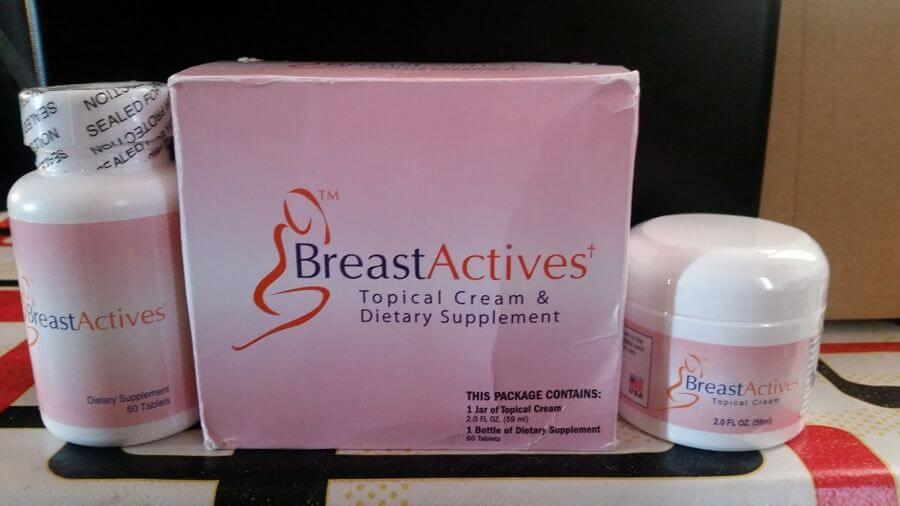 breast actives real users reviews