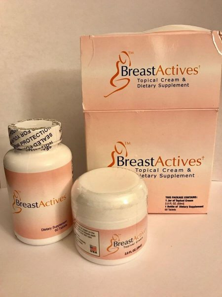breast actives breast enhancement system review - verdict
