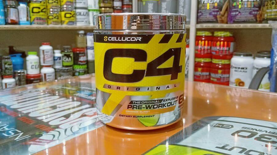 cellucor c4 pre-workout supplement review - verdict