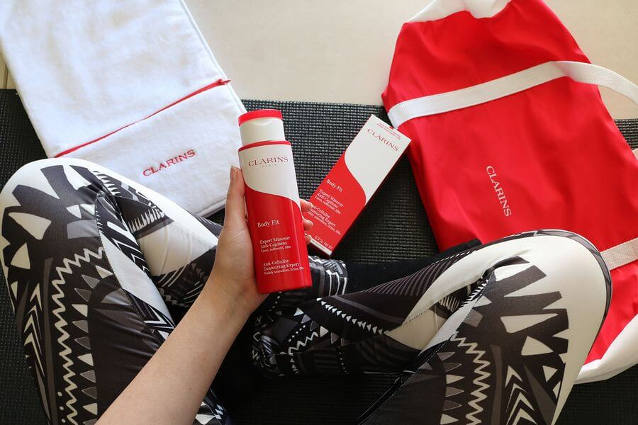 clarins body fit cellulite treatment