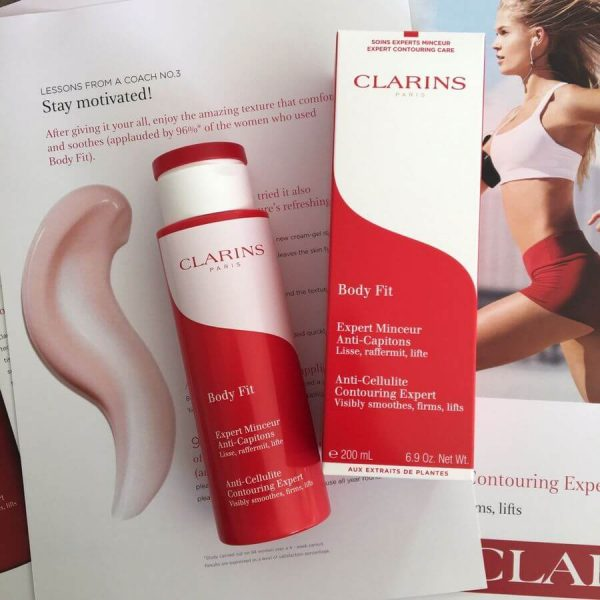clarins body fit real users reviews