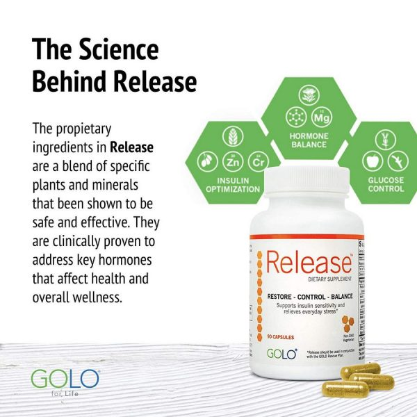 golo release ingredients